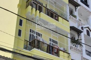 Cho thuê nhà nguyên căn 6x20m, 3.5 lầu, đường Trục 30, P13, gần ĐH Văn Lang mới