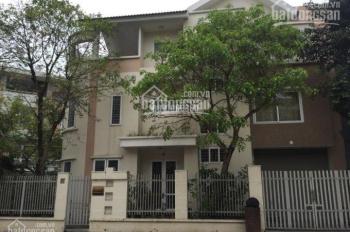 Cho thuê biệt thự BT03 KĐT Văn Phú, Hà Đông, 120m2 x 3,5 tầng, giá 30tr/th