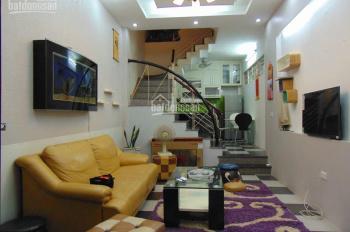 Chính chủ cho thuê nhà 05 tầng mặt ngõ 370 Thụy Khuê - Tây Hồ - Hà Nội