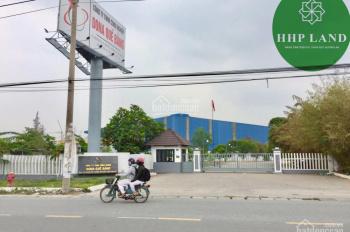Cho thuê đất giá tốt, cách công ty Changshin chỉ 150m, ngay mặt tiền đường lộ 768, LH 0949.268.682
