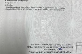 Bán đất HXH, DT 97.3m2 Nguyễn Duy Trinh, Long Trường, Quận 9