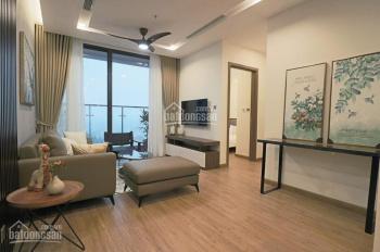 Cho thuê CHCC tại Vinhomes Nguyễn Chí Thanh, tầng 25, 86m2, 2 ngủ, đủ đồ, 22 triệu/th. 0902226082
