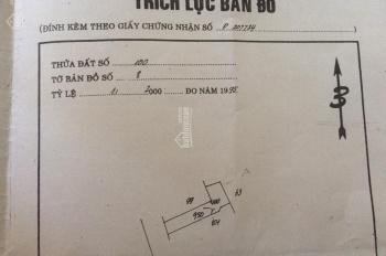 Bán nhà mặt tiền Tôn Đức Thắng, hình chữ L, khu kinh doanh sầm uất