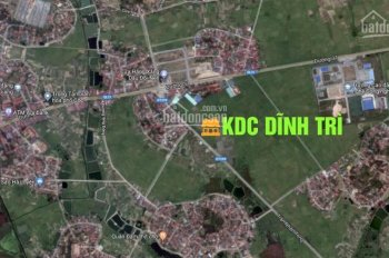 Bán đất Dĩnh Trì, Bắc Giang, 750tr/1 nền 93m2. LH: 0944.22.44.89