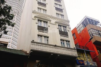 Chính chủ cho thuê gấp Pasteur, P. Bến Nghé Q1. DT: 8.6x16m, KC: 1 hầm 6 lầu thang máy 578.75 tr/th