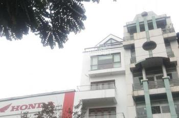 Tôi cho thuê nhà MP 121 Bà Triệu, 110m2 x 7 tầng, MT 6.5m, có hầm để xe 60 - 150 tr/th, 0934406986