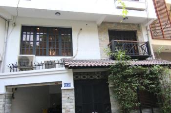 Cho thuê nhà nguyên căn đường Yên Thế, P2, Tân Bình. 1 trệt 3 lầu, 4PN đầy đủ nội thất (23tr/th)