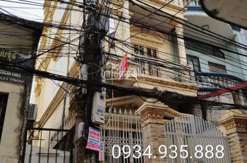 Bán nhà ngõ 72 Lạch Tray, nhà xây độc lập chắc chắn giá hợp lý. Liên hệ 093456.6354
