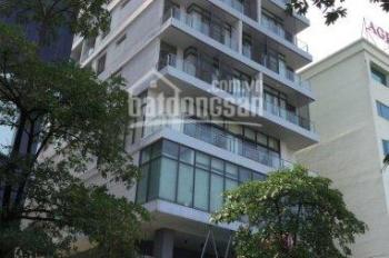 Bán tòa nhà 7,5 (có tầng hầm) tầng, khu D đất giá Dịch Vọng, Cầu Giấy