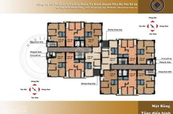Bán căn hộ 3PN quận Thanh Xuân, giá 23,5tr/m2