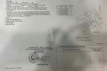 Bán 97m2 đất mặt đường 334 thôn 3, xã Hạ Long mặt tiền 5,2m vuông vắn gần dự án Ceo