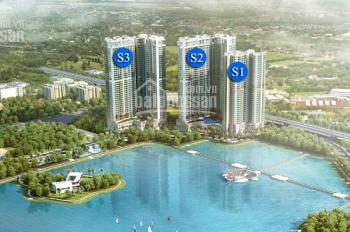 Bán căn góc view hồ tòa S1 Vinhomes Sky Lake Phạm Hùng. Liên hệ 0981 468 468
