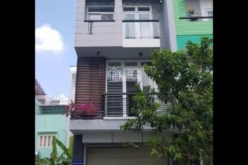 Nhà bán hẻm Nguyễn Quý Yêm, An Lạc, quận Bình Tân, DT 4x12.5m, giá 4.4 tỷ. LH 0915261263