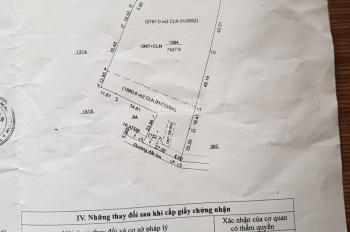 Bán miếng đất làm kho xưởng cách ngã tư Phú Thứ 500m