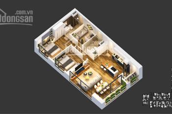 Chính chủ muốn bán nhanh căn hộ 3 pn, 90m2 chung cư Anland Complex Nam Cường (đã có sổ đỏ)