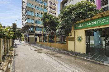 Cho thuê toàn bộ tòa nhà tại Nguyễn Phong Sắc để kinh doanh căn hộ