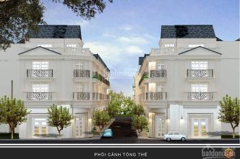 (Đăng nhanh) bán nhà phố đẹp mới 100% - 50m2 - 4 lầu 4PN mới 100% có ban công. Xây đồng bộ 75 căn