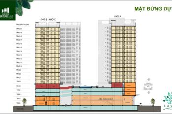 Bán lại căn shop thương mại Lavita Charm view nội khu, 136m2 có ban công cách ga Metro 500m