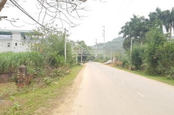 Cần bán lô đất thổ cư, đất vườn ngay mặt đường Bãi Dài, Tiến Xuân, Thạch Thất, Hà Nội