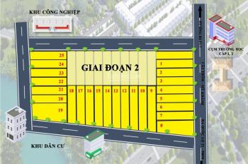 Bán đất mặt tiền đường 12m, cách đường Cây Trôm, Mỹ Khánh 12m