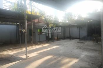 Kho, xưởng khuôn viên: 5.000m2 mặt tiền Quốc Lộ 1A, Phường An Lạc, Quận Bình Tân