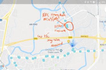 Bán Đất KDC Hoàng Anh Minh Tuấn, giá đầu tư. LH 0913 121 456