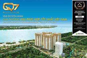 Chính chủ cần nhượng lại 10 căn vị trí đẹp Q7 Saigon Riverside giá chỉ 1,755tỷ/66m2. LH: 0912740979