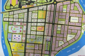 Bán đất khu Trung Sơn, 5x20m, 6x20m, 10x20m, xã Bình Hưng, huyện Bình Chánh
