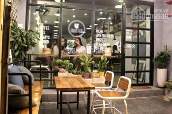 Bán nhà mặt phố view Hồ Đền Lừ, vỉa hè, 6T, MT 6m, siêu kinh doanh 13.7 tỷ, 0905597409