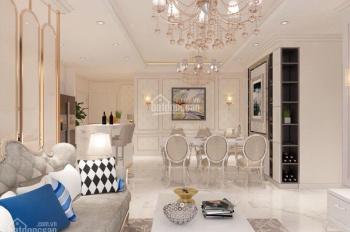 Chính chủ bán căn hộ Grand Riverside 80m2, 2PN 2WC, view Bitexco nội thất Châu Âu, 0977771919