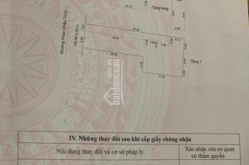 Bán đất mặt tiền Phan Châu Trinh vị trí kinh doanh thuận tiện - Trần Văn Dương