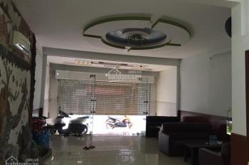 Cho thuê nhà nguyên căn mặt tiền đường Nguyễn Tư Giản, P12