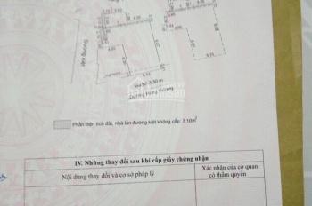 Bán nhà 2 mặt tiền Hùng Vương sát chợ Cồn kinh doanh vip