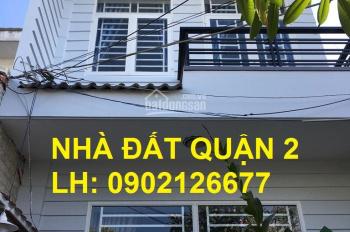 Bán nhà 1 lầu, giá 3,2 tỷ, đường Lê Văn Thịnh rẽ vào, Quận 2. LH: 0902126677