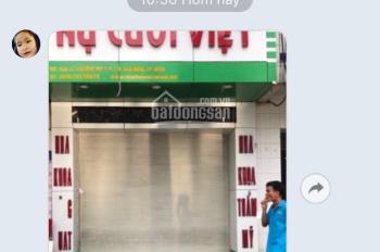 Cho thuê nhà 408 mặt tiền đường Lý Thường Kiệt đối diện chợ Tân Bình lh 0908139669