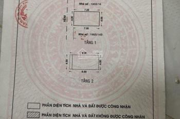 Bán nhà MTH Lê Văn Phan, Tân Phú, giá 3.35 tỷ. LH: 0938830998