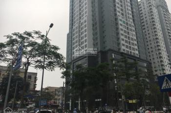Cho thuê căn góc tòa nhà 97 Láng Hạ cực đẹp - 188m2, trần cao 6m, ưu tiên ngân hàng