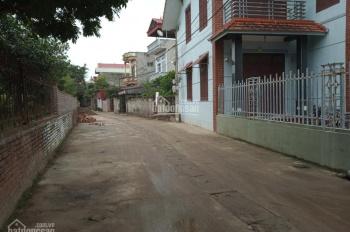Đất bìa làng thôn Viên Nội – Vân Nội. DT: 66m2, MT 4m. Giá: 2.1 tỷ