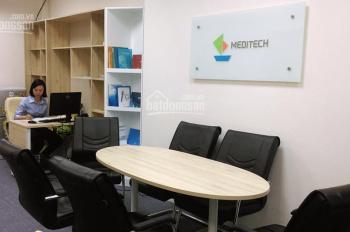 Cho thuê văn phòng giá rẻ tại Lê Đức Thọ, tòa nhà 10 tầng, có diện tích từ 25m2 đến 110m2