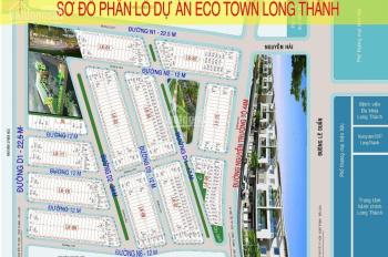 Eco Town Long Thành, cơ hội đầu tư đón đầu sân bay, LH: 0903194893