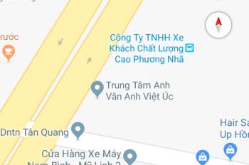 Cần bán nhà 3 tầng ngã tư Nguyễn Công Trứ và Nguyễn Tất Thành, P8, Tp Cà Mau 0774.097.062