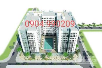 Bán căn góc chung cư xã hội HUD B Lê Thái Tổ, TP Bắc Ninh, DT 66.6m2, ban công Đông Nam, giá rẻ