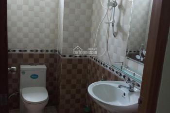 Cho tòa nhà 34 phòng kinh doanh căn hộ dịch vụ, giá 130tr/tháng