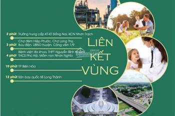 Sở hữu ngay đất nền 100m2 tại Long Tân, Nhơn Trạch, giá chỉ 8tr/m2, LH 0973368117 (Ms Thanh)