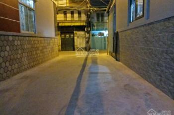 Cho thuê nhà 4 lầu Dương Bá Trạc P2 Q8, 4PN, giá 16tr/th, HXH gần cầu Nguyễn Văn Cừ, chợ Rạch Ông