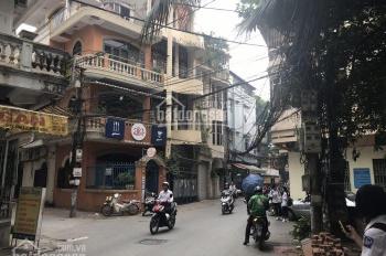Cho thuê nhà phố 50m2 ngõ 4, Phương Mai, mặt tiền 5m, 38tr/tháng thương lượng, LH 0915752762