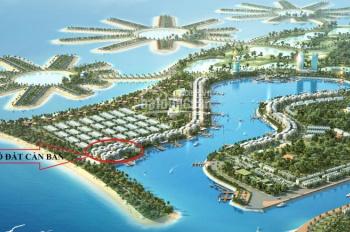 Cần bán đất nền mặt cảng Tuần Châu, giá 36tr/m2 - sổ đỏ liền tay - 0917551183