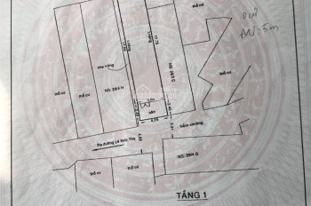 Bán nhà cấp 4 đường Số 9, P16, Gò Vấp (81.12m2)