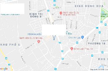 KDC Tên Lửa mở rộng LK Tên Lửa, Bình Tân, chính thức mở bán đợt 1 ngày 15/12/2019 LH: 0972281115