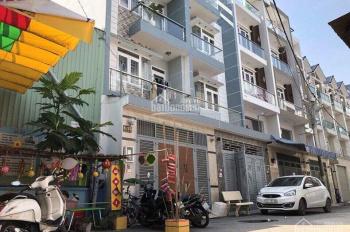 Bán nhà góc 2 mặt tiền đường Trần Thủ Độ, Tân Phú, DT 7.6 x 18 m, nhà cấp 4, giá 13.5 tỷ